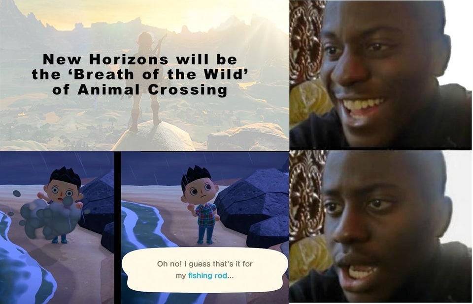 New Horizons will be the 'Breath of the Wild' of Animal Crossing